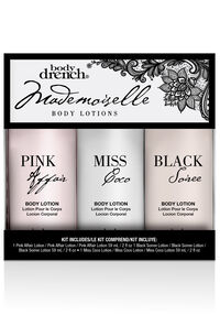 Mademoiselle 3-Piece Lotion Kit