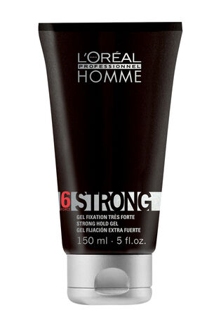 Strong Hold Gel5 oz.