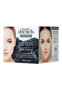 Detox Black Charcoal Pore Refining Mask 4 oz.