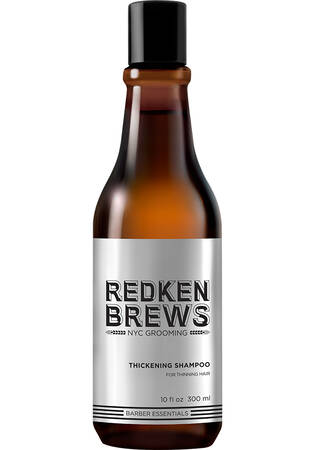 Redken Brews Thickening Shampoo for Thinning Hair