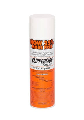 Clippercide 5-in-1 Clipper Spray Disinfectant