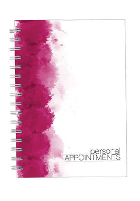 Sweet Life Personal Appointment Book