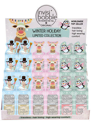 Pastel Holiday Duo 18-pc. Display