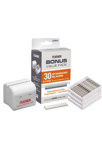 Standard Blades Bonus Value Pack - 30 ct.