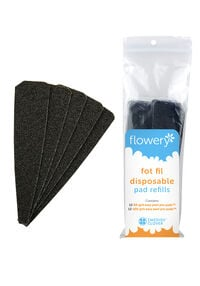D-Files D-Fot Replacement Pads