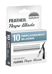 Nape & Body Blades - 10 ct.