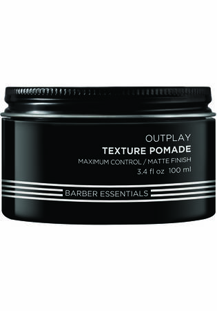 Redken Brews Outplay Texture Pomade 3.4 oz.