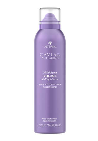 Caviar Anti-Aging Multiplying Volume Styling Mousse 8.2 oz.