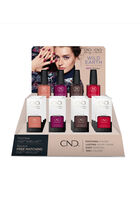 Shellac™ and Vinylux Wild Earth 24-Piece Display