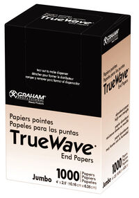 TrueWave End Papers - 1000 ct.