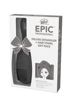 EPIC Professional Deluxe Detangler + Hair Towel Gift Pack