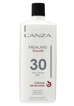 Healing Color Cream Developer 30 Volume 33.8 oz.