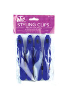 Styling Clips 4-Pack - Dark Blue