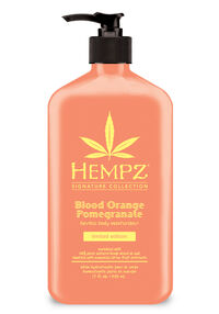 Blood Orange Pomegranate Herbal Body Moisturizer 17 oz.