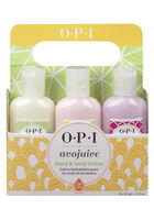 Avojuice Hand & Body Lotion Mini 6-Pack