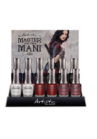 Master of the Mani Colour Revolution 12-Piece Display