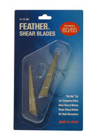 Switch-Blade Shears Replacement Blades #60/65