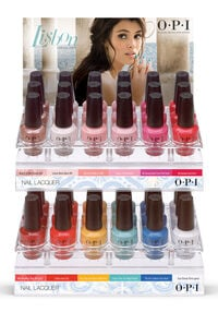 Lisbon 36-Piece Nail Lacquer Display