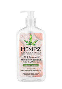 Pink Pomelo & Himalayan Sea Salt Herbal Body Moisturizer 17 oz.