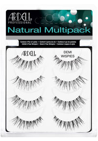 Natural Demi Wispies Lashes - 4 Pack