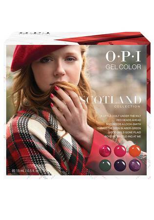 Scotland Gelcolor Add on Kit 1