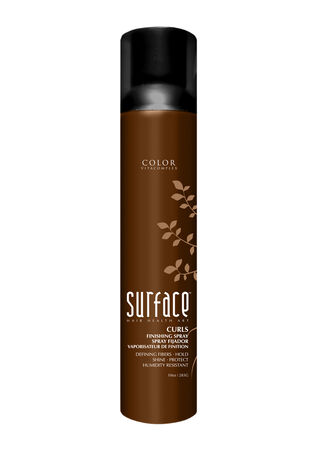 Curls Finishing Spray
