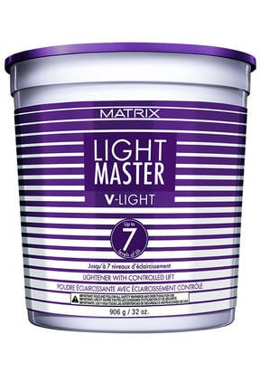 V-Light De-Dusted Lightener with Controlled Lift