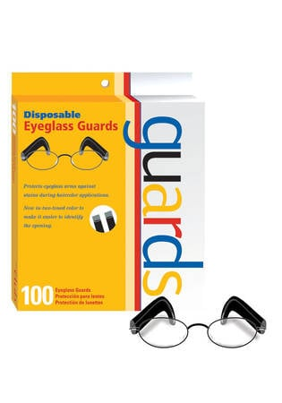 Disposable Eyeglass Guards - 100 ct.