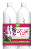ColorLast Shampoo and Conditioner Liter Duo