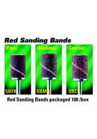 Sanding Bands 100 ct. Medium