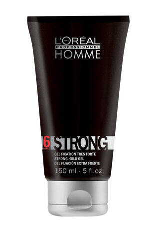 Strong Hold Gel 5 oz.