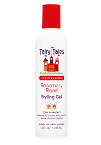 Rosemary Repel® Lice Prevention Styling Gel 8 oz.