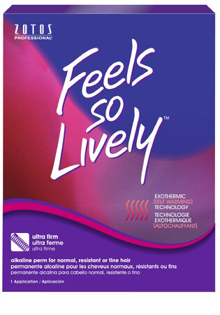 FEELS SO LIVELY Alkaline Perm - Normal Hair