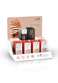 Shellac™ Nude Collection 12-Piece Display