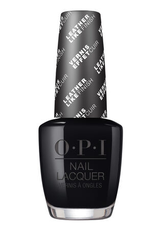 Grease Leather-Like Finish Nail Lacquer