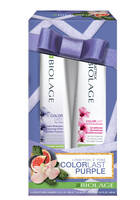ColorLast Purple Shampoo and Conditioner Holiday Kit