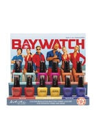 Baywatch Colour Revolution Lacquer 12-Piece Display