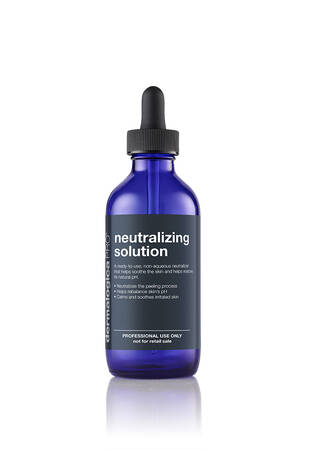 Professional Neutralizing Solution 4 oz.