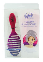 Limited Edition Wet Brush Flex Dry + FREE Hair Towel