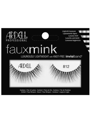 Faux Mink 812 Lashes - 1 Pair