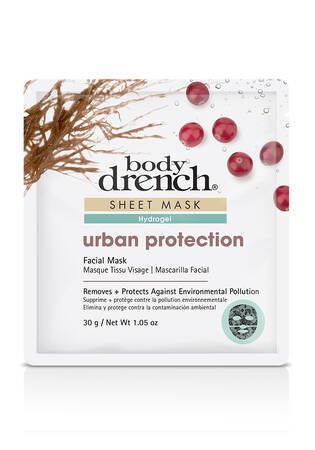 Urban Protection Hydrogel Sheet Mask