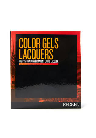 Color Gels Lacquers Swatch Book