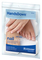 HandsDown® Nail Wipes - 200 ct.