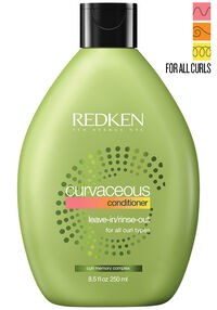 Curvaceous™ Leave-In/Rinse-Out Conditioner for All Curl Types