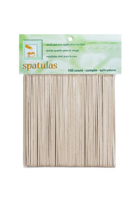 Wood Spatulas - 100 ct.