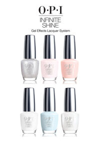 Infinite Shine Gel Effects Lacquer SoftShades