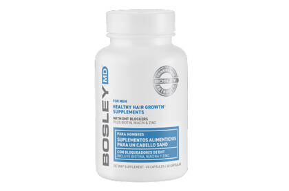 Healthy Hair Growth Supplements for Men