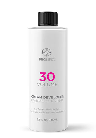 30 Volume Cream Developer