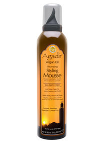 Argan Oil Volumizing Styling Mousse 8.5 oz.