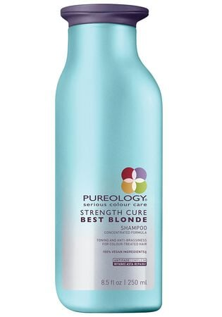 Strength Cure Best Blonde Shampoo